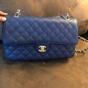 Gently worn chanel purse